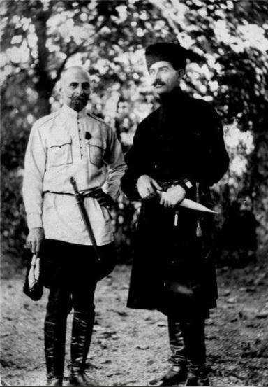 Kvinitadze and Cholokashvili
