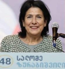 zurabishvili